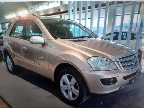 2005 Mercedes-Benz M-Class Ml 500 At  Western Cape Worcester_0