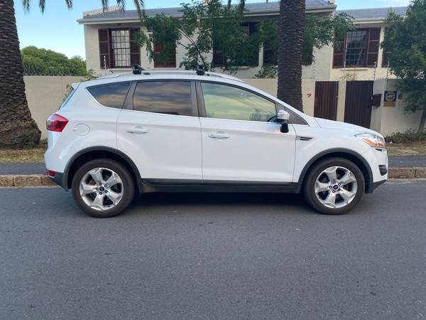 2013 Ford Kuga 2.5t Awd Titanium At  Western Cape Rondebosch_0