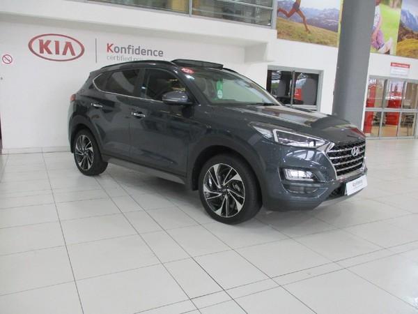 2021 Hyundai Tucson 2.0 CRDi ELITE AT Kwazulu Natal Pinetown_0
