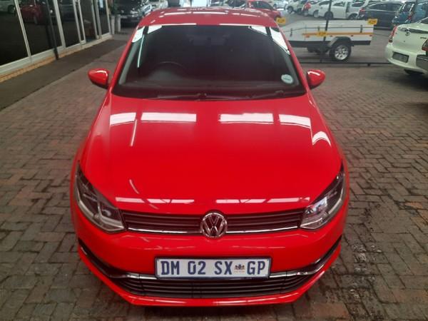 2015 Volkswagen Polo GP 1.2 TSI Comfortline 66KW Gauteng Vereeniging_0