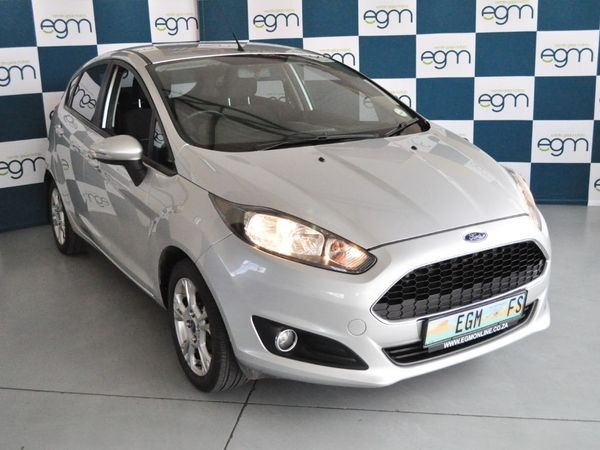 2016 Ford Fiesta 1.0 Ecoboost Trend 5dr  Free State Bloemfontein_0