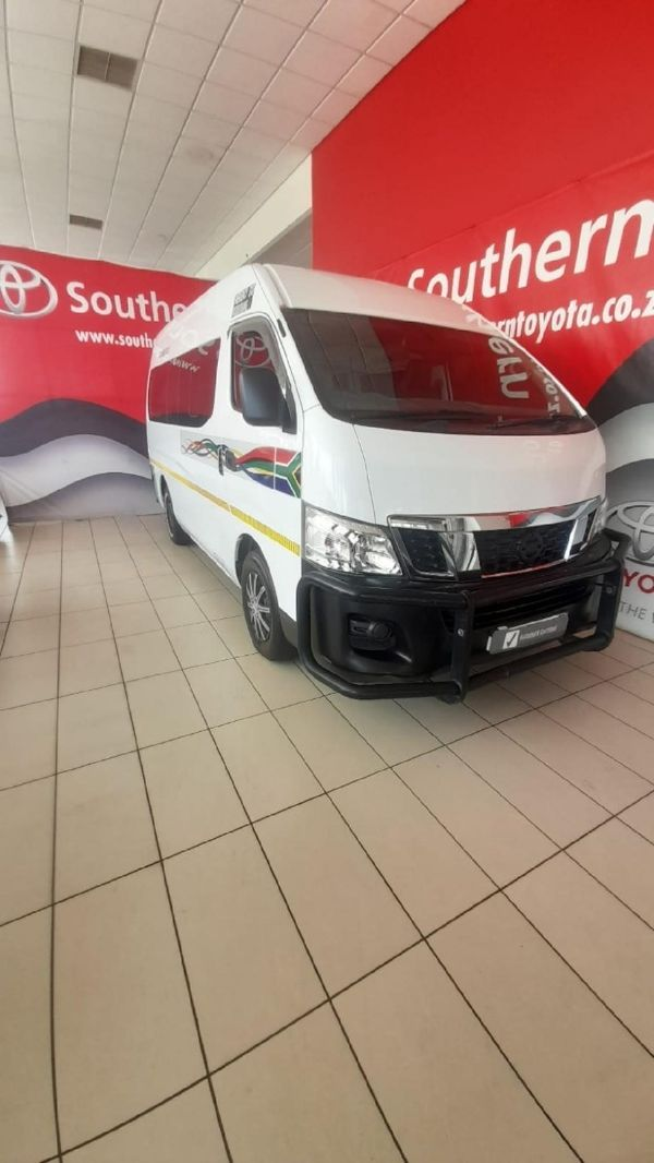 2016 Nissan NV350 2.5 16 Seat Gauteng Lenasia_0