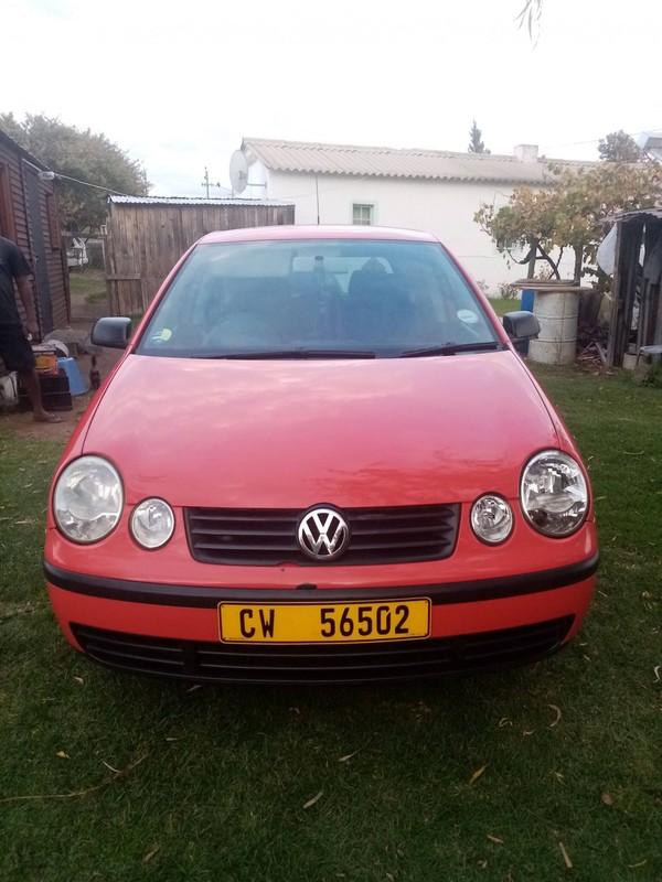 2004 Volkswagen Polo Playa 1.6  Western Cape Worcester_0