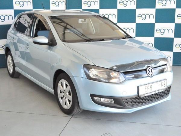 2013 Volkswagen Polo 1.2 Tdi Bluemotion 5dr  Free State Bloemfontein_0