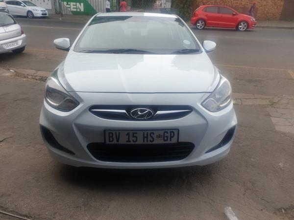 2012 Hyundai Accent 1.6 GLS HS Gauteng Jeppestown_0