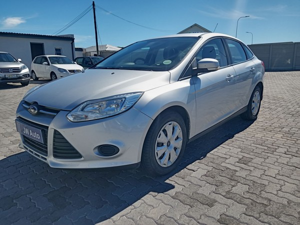 2013 Ford Focus 1.6 Ti Vct Powershift Eastern Cape Port Elizabeth_0