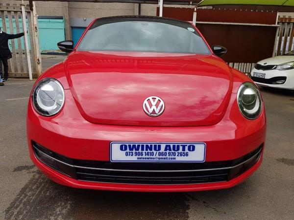 2013 Volkswagen Beetle 1.4 Tsi Sport Dsg  Gauteng Johannesburg_0