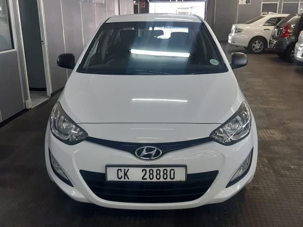 2014 Hyundai i20 1.2 Motion  Western Cape Goodwood_0