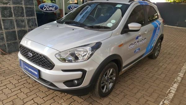2021 Ford Figo Freestyle 1.5Ti VCT Trend 5-Door Limpopo Mokopane_0