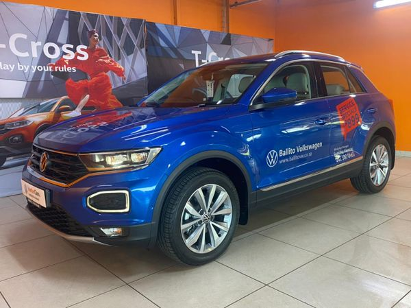 2021 Volkswagen T-ROC 1.4 TSI Design Tiptronic Kwazulu Natal Durban_0
