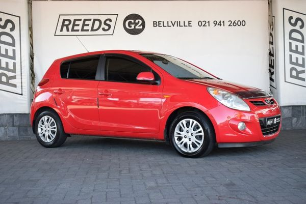 2012 Hyundai i20 1.4  Western Cape Bellville_0