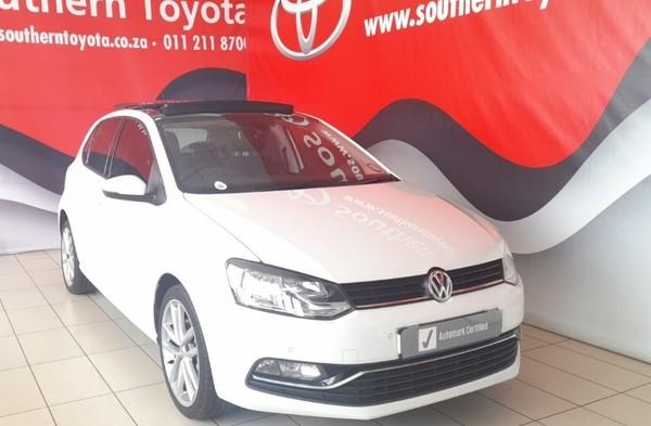2017 Volkswagen Polo 1.2 TSI Highline 81KW Gauteng Lenasia_0