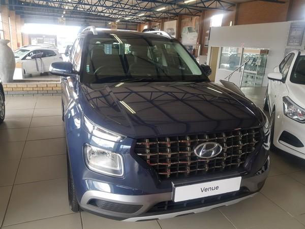 2021 Hyundai Venue 1.0 TGDI Fluid Gauteng Benoni_0