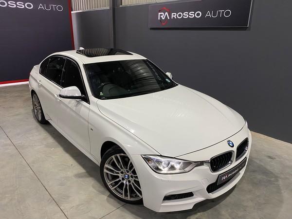2015 BMW 3 Series 320d M Sport Line At f30  Gauteng Midrand_0