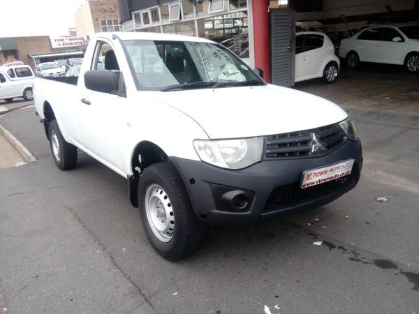 2014 Mitsubishi Triton 2.5 DiD GLX Single-Cab Kwazulu Natal Durban_0