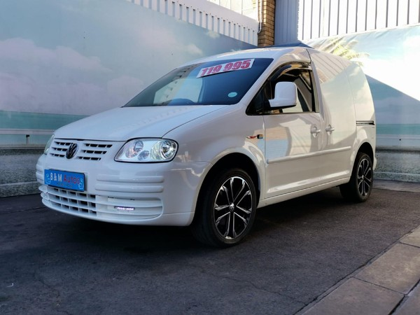 2006 Volkswagen Caddy 1.6i Fc Pv  Western Cape Goodwood_0