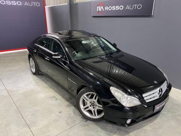 2006 Mercedes-Benz CLS-Class Cls 55 Amg  Gauteng Midrand_0