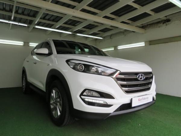 2016 Hyundai Tucson 2.0 Gls  Gauteng Boksburg_0