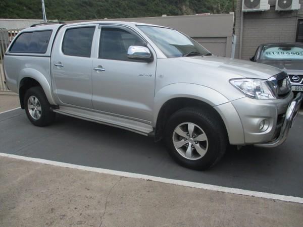 2010 Toyota Hilux 2.7 Vvti Raider Rb Pu Dc  Kwazulu Natal Durban_0