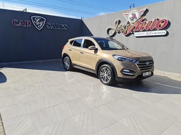 2016 Hyundai Tucson 2.0 Elite Auto Gauteng Vereeniging_0
