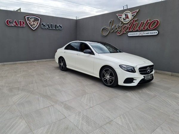2016 Mercedes-Benz E-Class E 220d Gauteng Vereeniging_0
