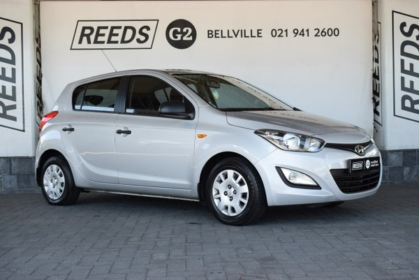 2014 Hyundai i20 1.2 Motion  Western Cape Bellville_0