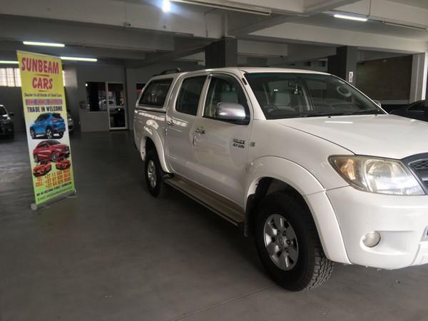 2005 Toyota Hilux 2.7vvt-i Raider Pu Dc  Gauteng Germiston_0