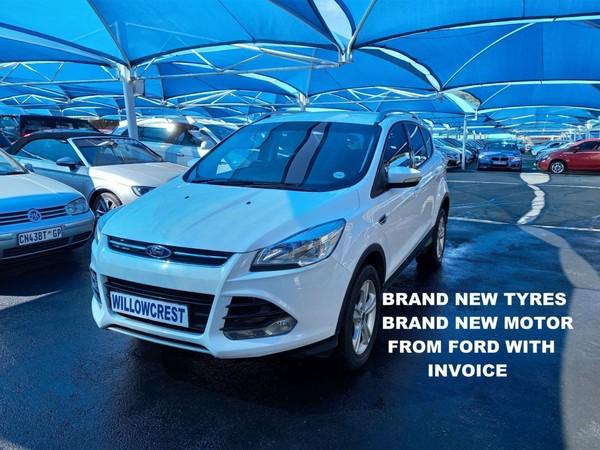 2016 Ford Kuga 1.5 Ecoboost Ambiente Gauteng Randburg_0