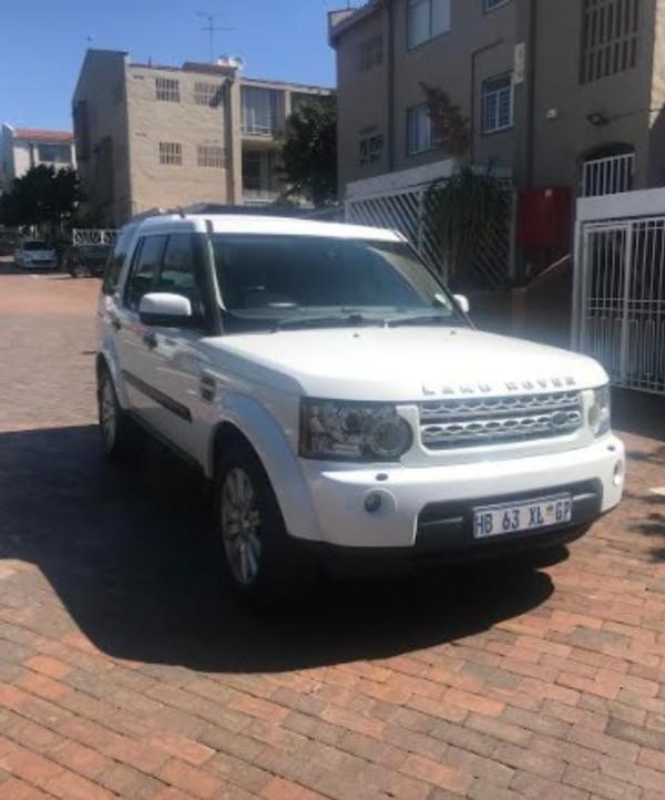 2013 Land Rover Discovery 4 3.0 SDV6 SE Gauteng Bedfordview_0