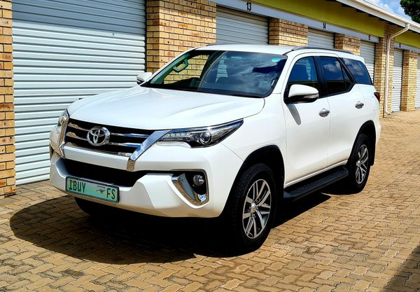 2017 Toyota Fortuner 2.8GD-6 RB Free State Bloemfontein_0