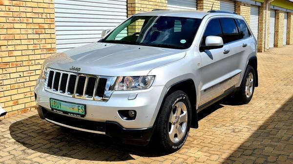 2013 Jeep Grand Cherokee 3.ol V6 Crd Ltd  Free State Bloemfontein_0