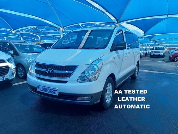 2015 Hyundai H-1 2.5 Crdi Wagon At  Gauteng Randburg_0