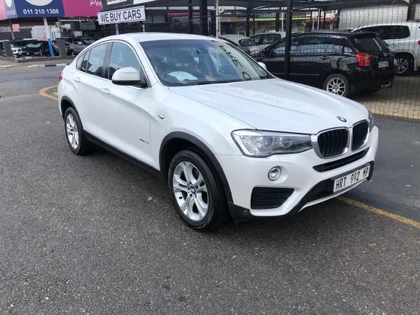 2015 BMW X4 xDRIVE20i Gauteng Rosettenville_0