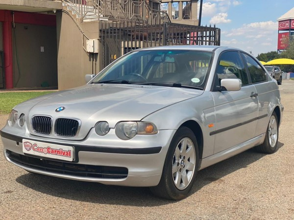 2003 BMW 3 Series Very sporty MUST SEE Gauteng Brakpan_0