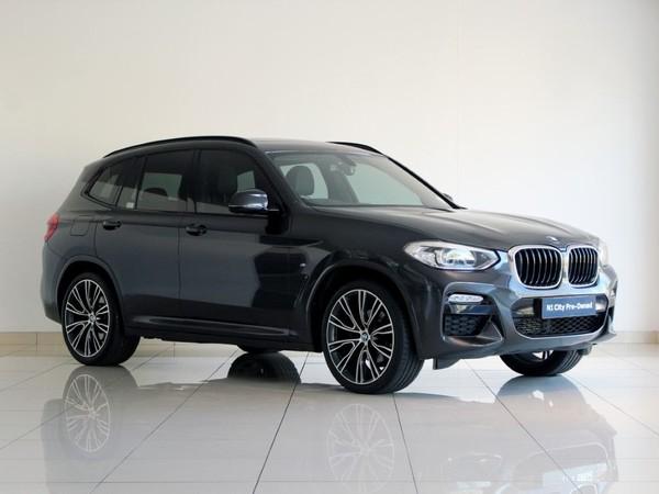 2018 BMW X3 xDRIVE 20d M-Sport G01 Western Cape Goodwood_0