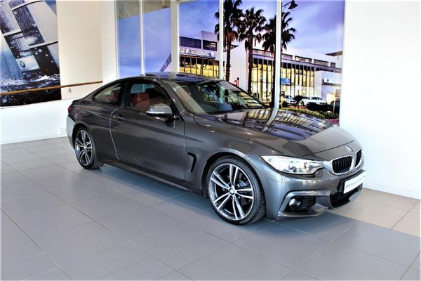 2016 BMW 4 Series 420D Coupe M Sport Auto Western Cape Cape Town_0
