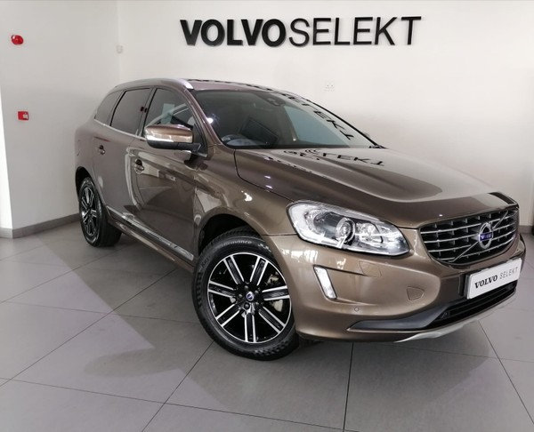 2016 Volvo XC60 T5 Inscription Geartronic AWD Free State Bloemfontein_0