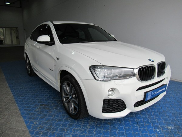 2016 BMW X4 xDRIVE20d M Sport Western Cape George_0