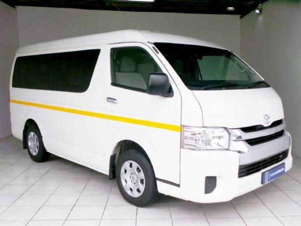 2018 Toyota Quantum 2.5 D-4d 10 Seat  Gauteng Randburg_0