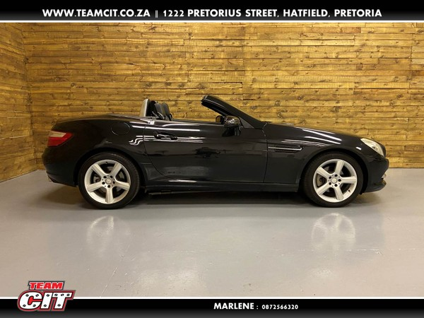 2011 Mercedes-Benz SLK Slk 200 At  Gauteng Pretoria_0