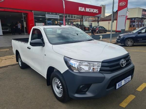 2021 Toyota Hilux 2.0 VVTi AC Single Cab Bakkie Kwazulu Natal Pietermaritzburg_0
