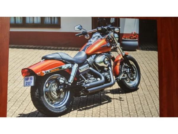 2011 Harley Davidson Fat  Bob Kwazulu Natal Pietermaritzburg_0