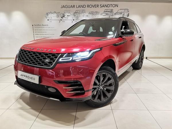 2018 Land Rover Range Rover Velar 3.0 D SE Gauteng Rivonia_0
