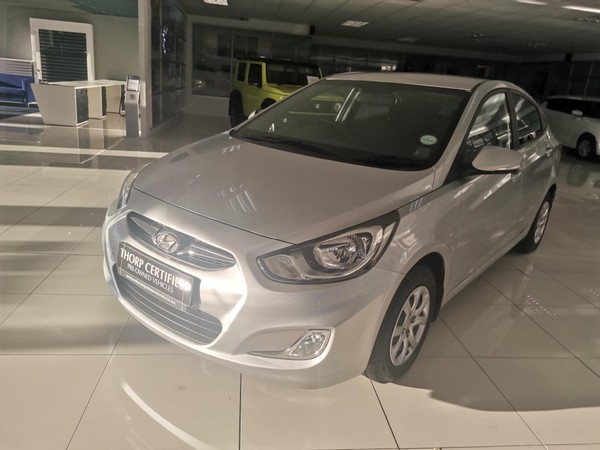 2014 Hyundai Accent 1.6 Gls At  Western Cape Cape Town_0