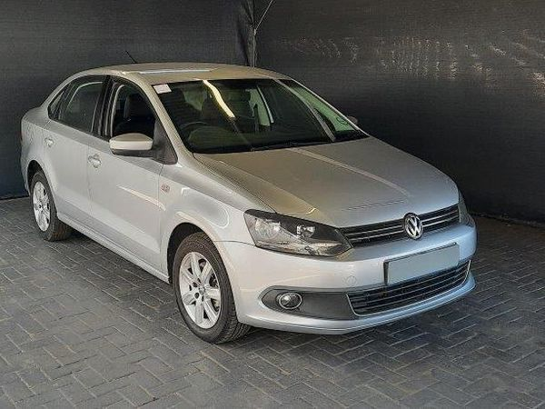 2013 Volkswagen Polo 1.6 Tdi Comfortline  Gauteng Pretoria_0