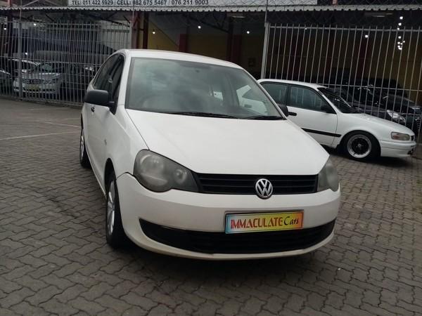 2012 Volkswagen Polo 1.4 Comfortline  Gauteng Benoni_0