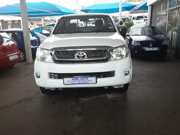 2007 Toyota Hilux 2.7vvt-i Srx 4x4 Pu Sc  Gauteng Johannesburg_0