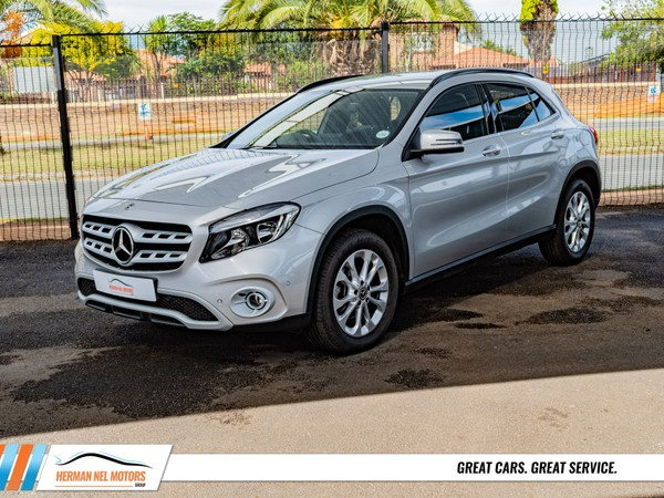 2017 Mercedes-Benz GLA 200 Auto Gauteng Roodepoort_0