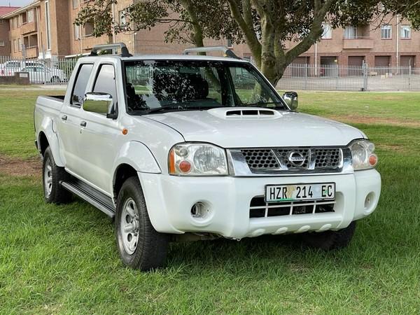 2017 Nissan NP300 2.5 TDi HI-RIDER Double Cab Bakkie Eastern Cape Port Elizabeth_0