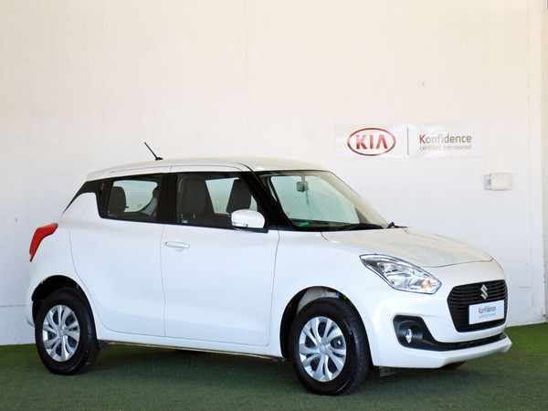 2020 Suzuki Swift 1.2 GL Auto Western Cape Strand_0